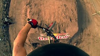 Morgan Wade a jeho POV video z Red Bull Dreamline